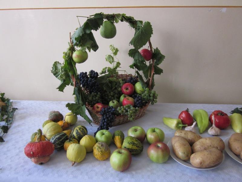 Kukuričný deň + Výstava ovocia a zeleniny 1